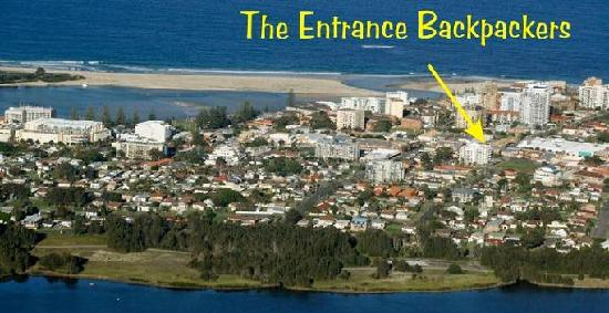 The Entrance Backpackers: getlstd_property_photo