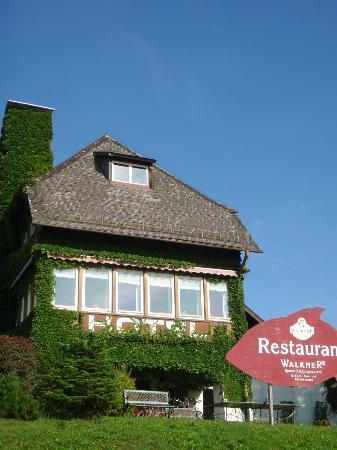 Hotel Walkner : View of the Restaurant