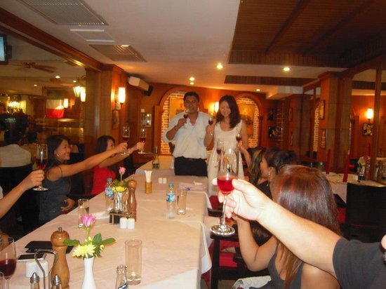 Phuket La Ca Sa : 21 September 2012