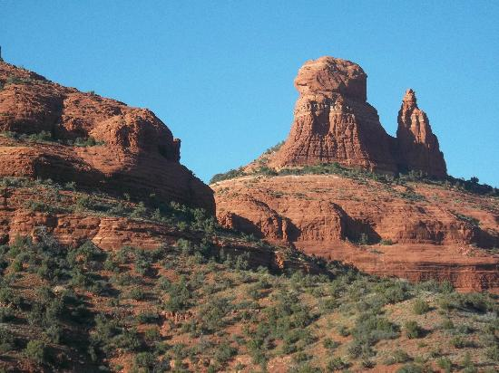 The Views Inn Sedona: The views in Sedona go on and on