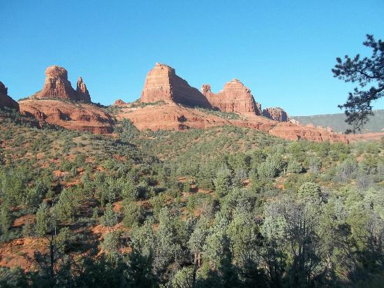 The Views Inn Sedona: Oh my my more red rocks