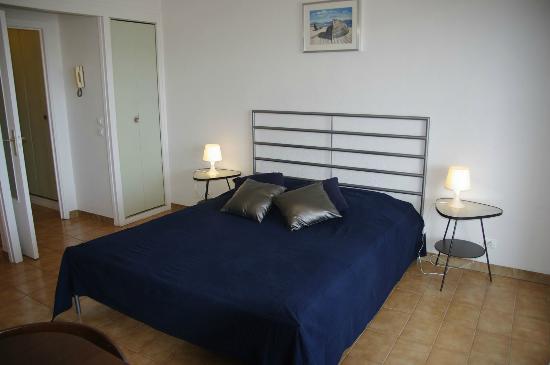 Casa Orsoni : lit en 160*200 de qualité et propre