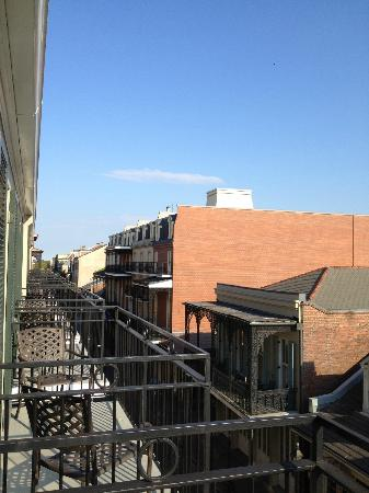 Four Points By Sheraton French Quarter: Other direction.