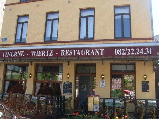 Taverne Wiertz : Notre établissement