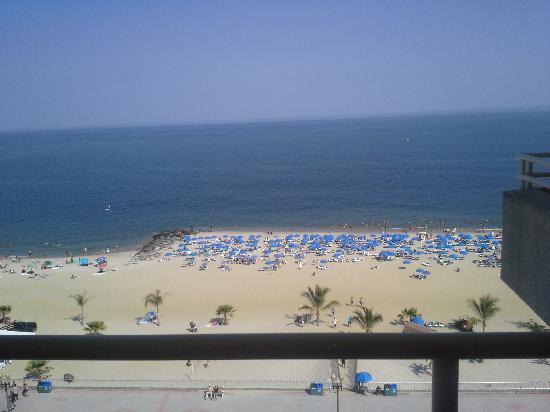Ocean Place Resort & Spa: the view from our balcony