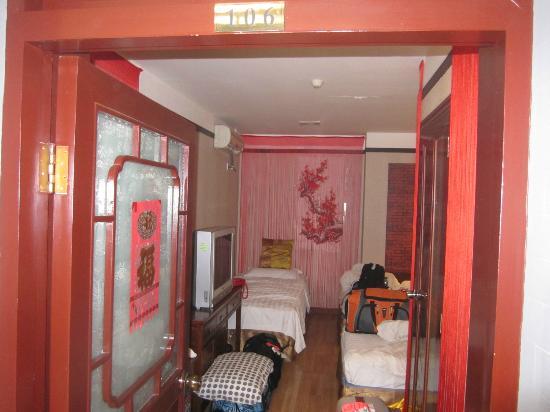 Xiao Yuan Alley Courtyard Hotel: Room