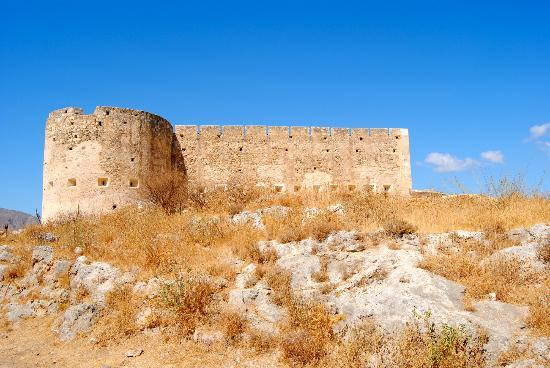 Souda, กรีซ: the Turkish fortress