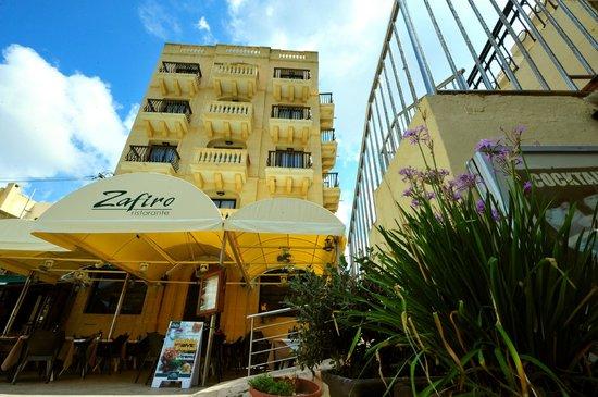 San Andrea Hotel: Hotel+restaurant