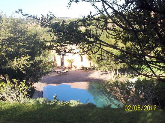 L 39 hotel et la piscine picture of paradis nomade agadir for Choupi et doudou a la piscine