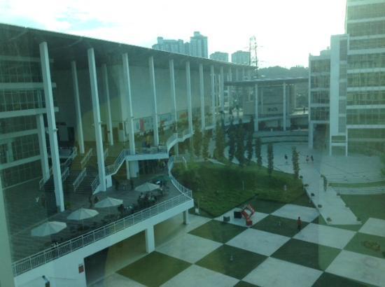 Ruemz Hotel : Campus view