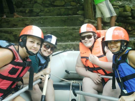 Phuket Sealand Co - Day Tours: White water rafting