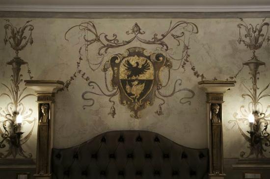 Veneto Palace Hotel: Nobile