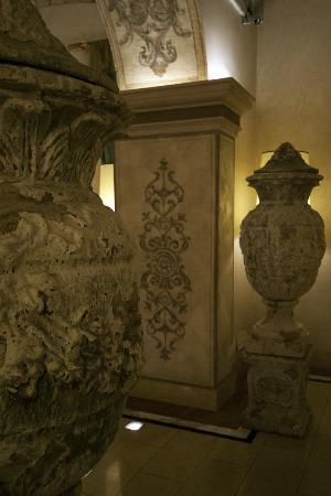 Veneto Palace Hotel: Hall