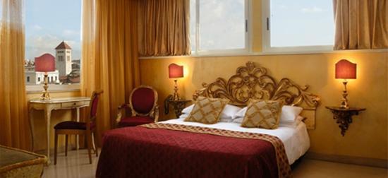 Veneto Palace Hotel: Deluxe