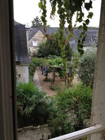 Hotel Diderot: The view from Room 15