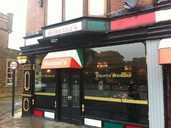 Santanas Jesmond Review Of Pizzeria Santana Newcastle Upon Tyne