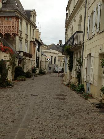 Hotel Diderot : The Village of Chinon