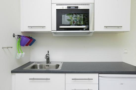 Ett Smart: Kitchenette