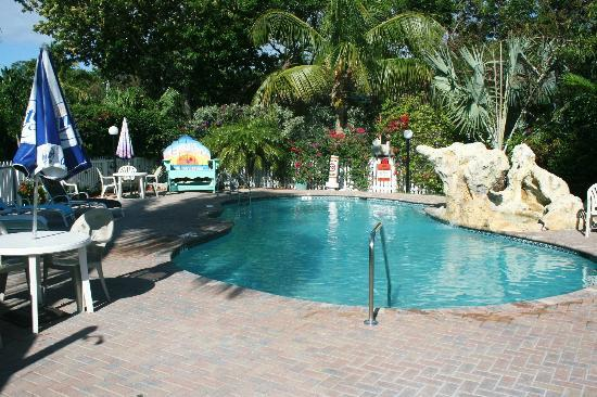 Ocean View Inn and Sports Pub: Pool Area