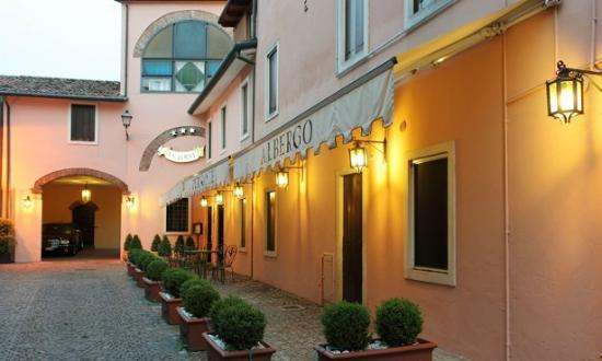 Hotel Hosteria de La Torre : Vicolo Torcolo
