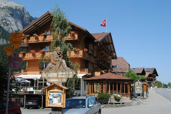 阿德勒小屋飯店照片