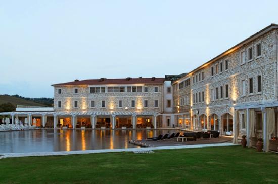 Le Camere di Monia Saturnia: TERME di SATURNIA Maremma Toscana