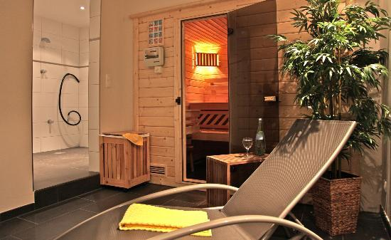 Waldhotel Bad Soden: Sauna