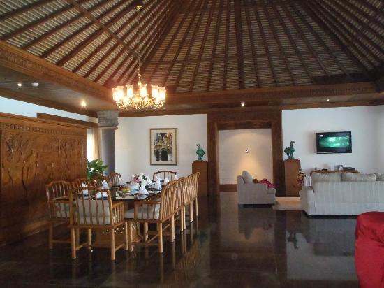 Padma Resort Legian: the gorgeous presidential suite villa