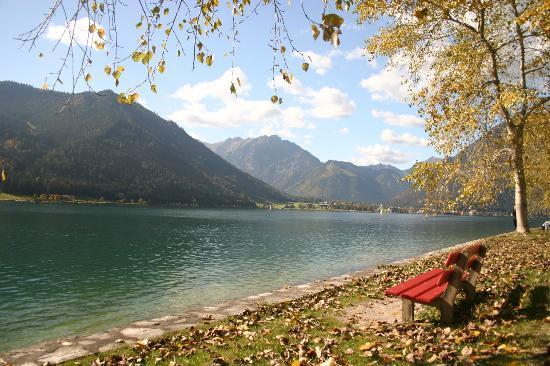 Eben am Achensee, Østerrike: See