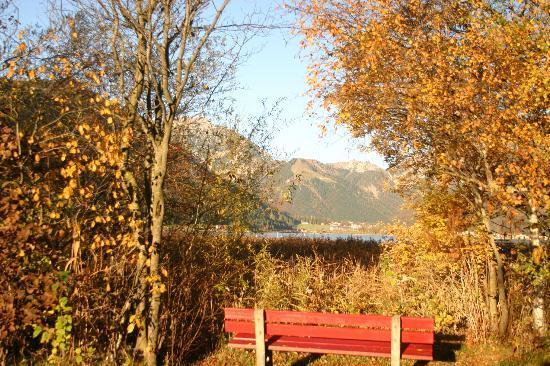 Eben am Achensee, Østerrike: Herbst am Achensee