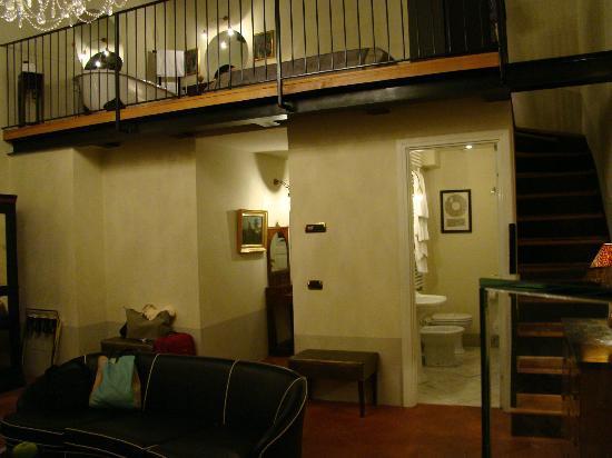 Graziella Patio Hotel: dos alturas