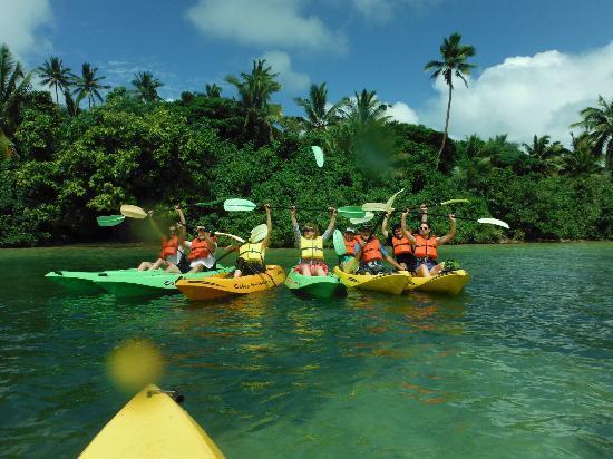 Fatai Kayak Adventures : United Taekwondo Pty Ltd