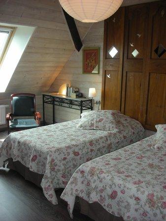 La Maison de Martine: chambre n°2