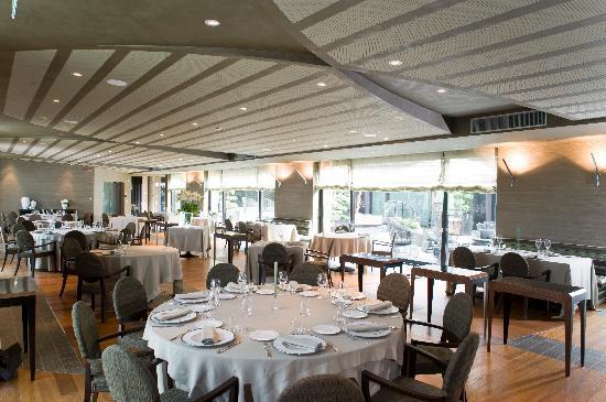 โรงแรมIIบอสกาเรโต้ รีสอร์ท&สปา: Ristorante La REI