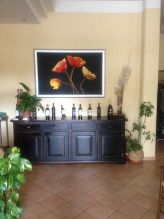 Bucine, Italia: entrata