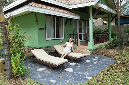 Arayaburi Boutique Resort: На коттедж