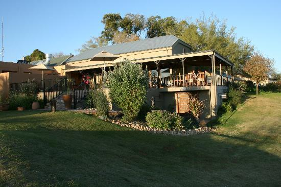 De Zeekoe Guest Farm: restaurant