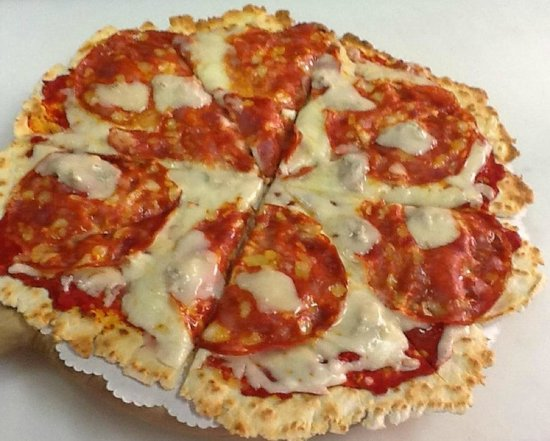 Piadineria il Posticino: Piadipizza salame piccante e gorgonzola