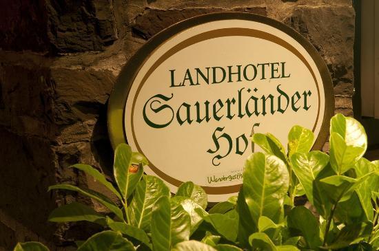Landhotel Sauerländer Hof: Massagebereich / Beauty