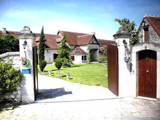 Au Clos de Beaulieu : Les chambres d'hôtes, maison principale