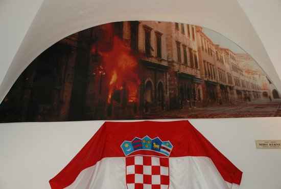 ‪Memorial Room of the Defenders of Dubrovnik‬