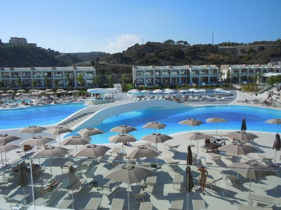 Widok Picture Of Princess Andriana Resort Amp Spa Kiotari