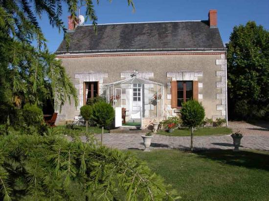 Au Clos de Beaulieu: Le gite Touraine