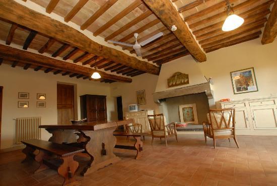 salone-cucina b&b - picture of molenda bed & breakfast, citta di ... - Salone Cucina