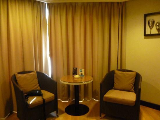 Hotel Santika Premiere Jogja: room