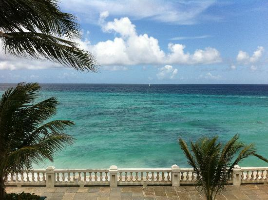 Dover Beach Hotel: View from room