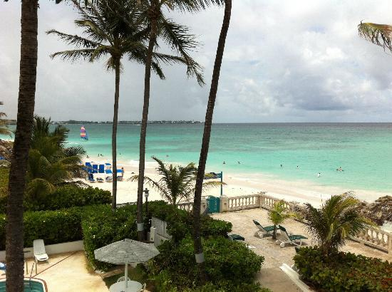 Dover Beach Hotel: Balcony view