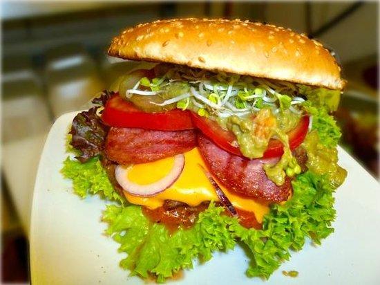 Burgerie: Burgy-Burger