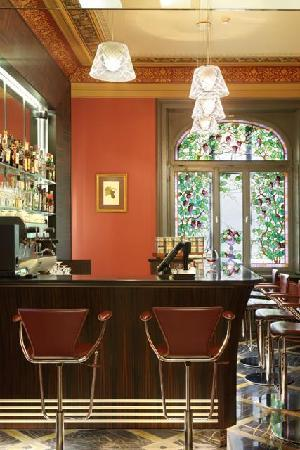 Gallery Park Hotel & Spa, a Chateaux & Hotels Collection: Bar X.O.