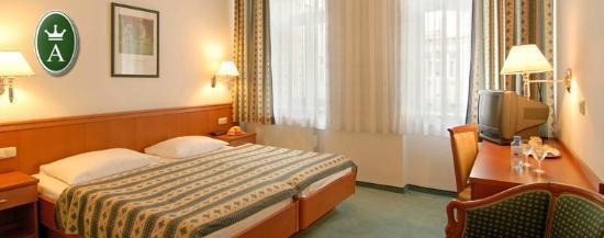 Hotel Pension Arian: Doppelzimmer Standard